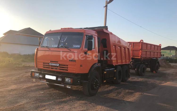 КамАЗ  65115 2007 года за 10 700 000 тг. в Нур-Султан (Астана)