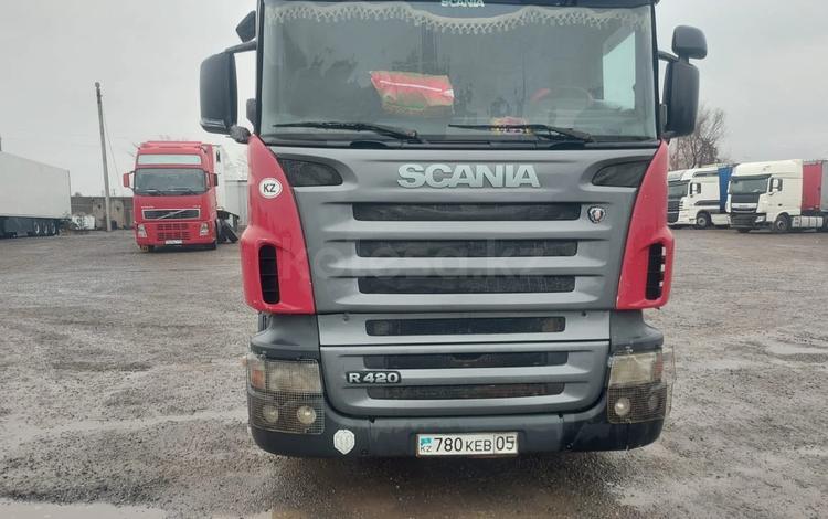 Scania  R 420 2007 года за 11 800 000 тг. в Алматы