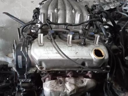 Контрактные двигатели из Японий на Mitsubishi Galant за 245 000 тг. в Алматы – фото 2