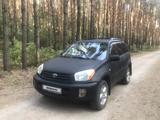 Toyota RAV 4 2002 года за 3 500 000 тг. в Петропавловск