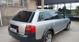 Audi A6 allroad 2002 года за 3 200 000 тг. в Алматы – фото 2