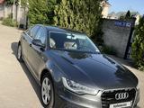 Audi A6 2014 года за 10 500 000 тг. в Алматы – фото 3