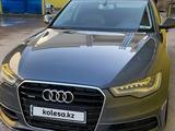 Audi A6 2014 года за 10 500 000 тг. в Алматы – фото 4