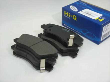 HI-Q Колодки тормозные дисковые, передние за 9 250 тг. в Алматы