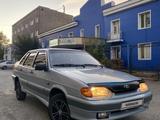 ВАЗ (Lada) 2115 (седан) 2005 года за 850 000 тг. в Караганда – фото 3