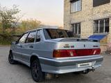 ВАЗ (Lada) 2115 (седан) 2005 года за 850 000 тг. в Караганда – фото 4