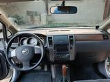 Nissan Tiida 2008 года за 2 200 000 тг. в Атырау – фото 4