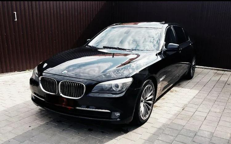 BMW 730 2009 года за 10 000 000 тг. в Алматы