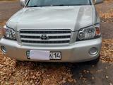 Toyota Highlander 2003 года за 5 300 000 тг. в Павлодар