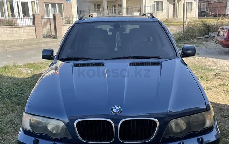 BMW X5 2000 года за 4 100 000 тг. в Алматы