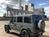 Mercedes-Benz G 63 AMG 2015 года за 43 999 999 тг. в Нур-Султан (Астана) – фото 3
