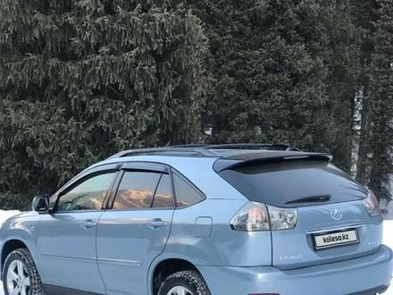 Lexus RX 330 2005 года за 6 900 000 тг. в Алматы – фото 11