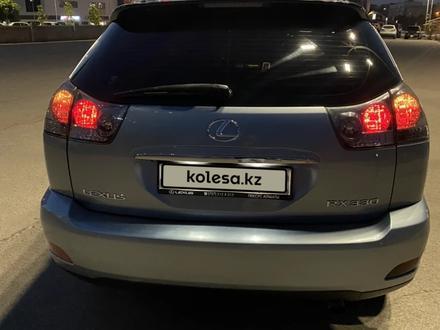 Lexus RX 330 2005 года за 6 900 000 тг. в Алматы – фото 5