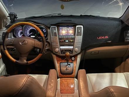 Lexus RX 330 2005 года за 6 900 000 тг. в Алматы – фото 9