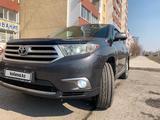 Toyota Highlander 2012 года за 9 200 000 тг. в Петропавловск