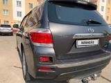 Toyota Highlander 2012 года за 9 200 000 тг. в Петропавловск – фото 3