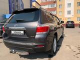 Toyota Highlander 2012 года за 9 200 000 тг. в Петропавловск – фото 4