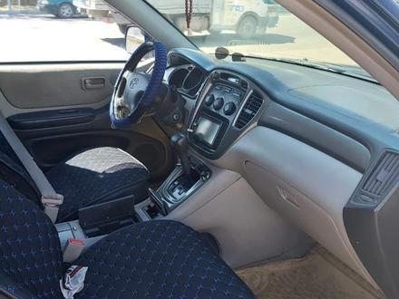 Toyota Highlander 2003 года за 5 500 000 тг. в Шу – фото 7