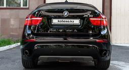 BMW X6 2011 года за 10 500 000 тг. в Караганда – фото 4