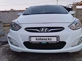 Hyundai Accent 2012 года за 4 180 000 тг. в Туркестан – фото 3