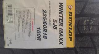 Шины Dunlop 225/60/r18 SJ8 за 50 000 тг. в Алматы