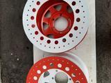 Внедорожные диски с бэдлоками R15 за 260 000 тг. в Алматы – фото 2