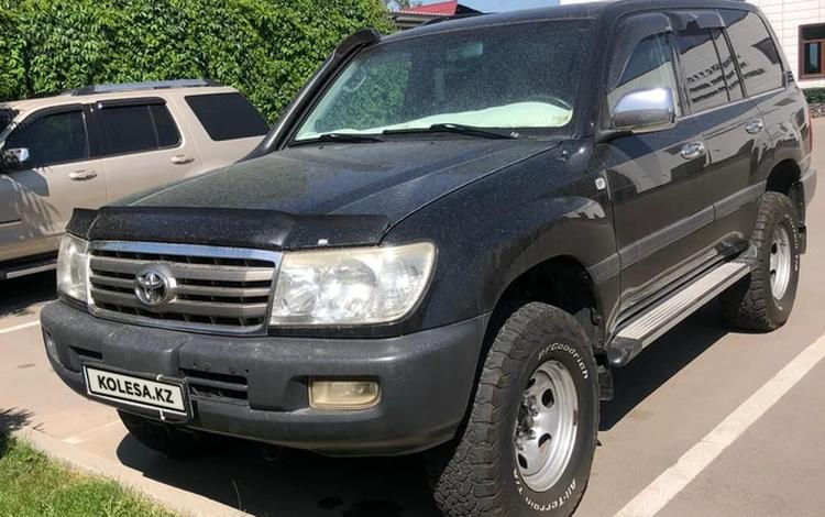 Toyota Land Cruiser 2007 года за 10 999 999 тг. в Алматы