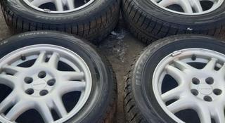 Комплект диски с резиной от Subaru r16 за 120 000 тг. в Алматы