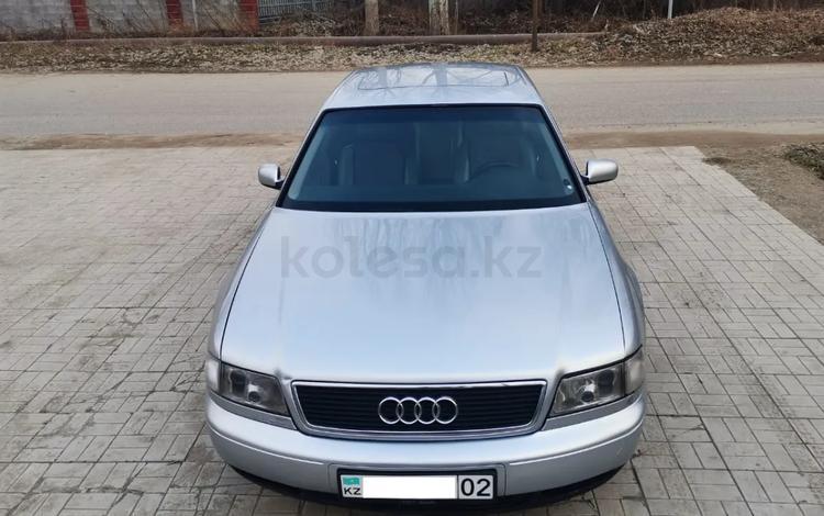 Audi A8 1997 года за 1 350 000 тг. в Алматы