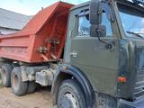КамАЗ  5511 1987 года за 2 700 000 тг. в Атырау – фото 4