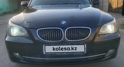 BMW 525 2009 года за 3 700 000 тг. в Тараз – фото 2