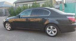 BMW 525 2009 года за 3 700 000 тг. в Тараз – фото 4