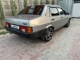 ВАЗ (Lada) 21099 (седан) 2003 года за 1 600 000 тг. в Алматы – фото 3