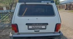 ВАЗ (Lada) 2121 Нива 2012 года за 1 600 000 тг. в Жезказган – фото 3