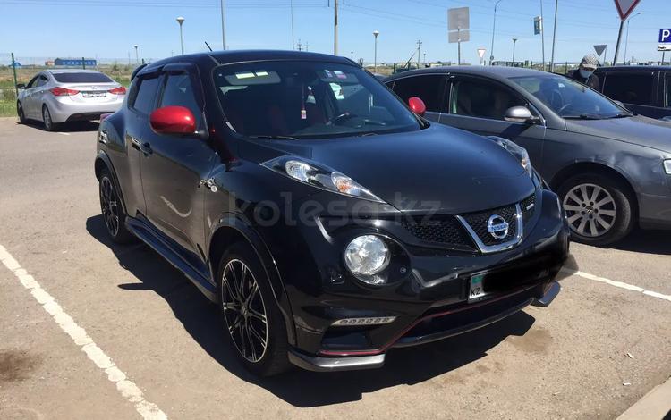 Nissan Juke 2014 года за 6 900 000 тг. в Нур-Султан (Астана)
