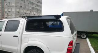 Кунг металлический Sammitr v2 для Toyota Hilux Vigo за 800 000 тг. в Атырау