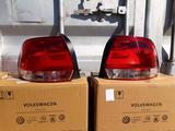 Задний левый фонарь (дорестайлинг) на VW Polo 09 - 17… за 888 тг. в Караганда – фото 2