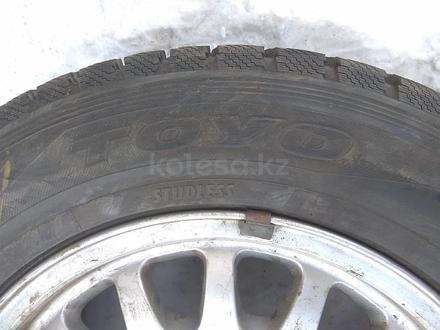 Оригинальные легкосплавные диски R16 на BMW E38 (Япония 5*120 ЦО72 за 170 000 тг. в Нур-Султан (Астана) – фото 8