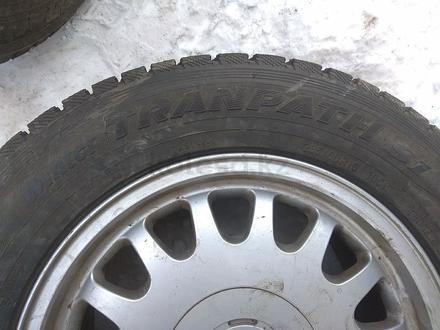 Оригинальные легкосплавные диски R16 на BMW E38 (Япония 5*120 ЦО72 за 170 000 тг. в Нур-Султан (Астана) – фото 9