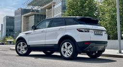 Land Rover Range Rover Evoque 2013 года за 11 700 000 тг. в Алматы – фото 4