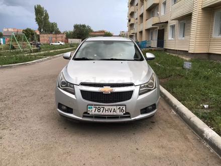 Chevrolet Cruze 2012 года за 3 000 000 тг. в Усть-Каменогорск