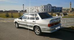 ВАЗ (Lada) 2115 (седан) 2004 года за 720 000 тг. в Актобе