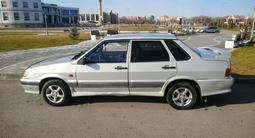 ВАЗ (Lada) 2115 (седан) 2004 года за 720 000 тг. в Актобе – фото 3