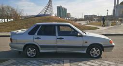 ВАЗ (Lada) 2115 (седан) 2004 года за 720 000 тг. в Актобе – фото 4