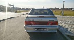 ВАЗ (Lada) 2115 (седан) 2004 года за 720 000 тг. в Актобе – фото 5