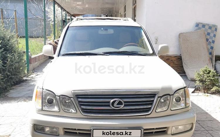Lexus LX 470 2003 года за 8 500 000 тг. в Алматы