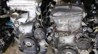 Двигатель (ДВС, Мотор) на Тойота Камри 40 Toyota Camry 40 за 878 тг. в Алматы