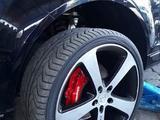 Диски Gemballa Porsche Cayenne R 22, вместе с резиной Yokohama 295/30. за 500 000 тг. в Актау – фото 2