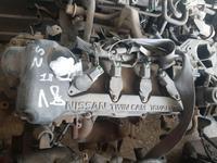 Двигатель Nissan Almera 1.8 за 180 000 тг. в Усть-Каменогорск