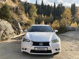 Lexus GS 350 2012 года за 12 200 000 тг. в Алматы – фото 4